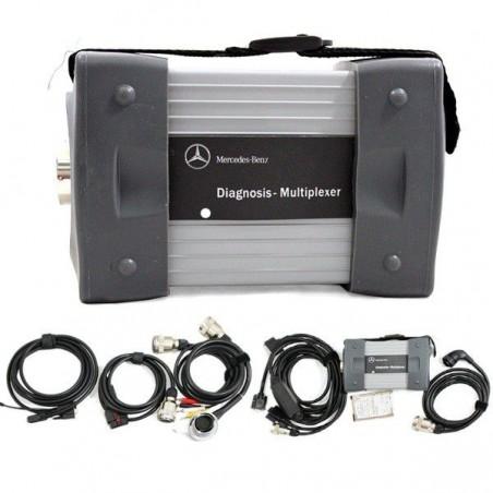 Tester Mercedes Star C3  + Laptop Dell D630