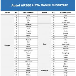 Autel AP200 Full + Tableta
