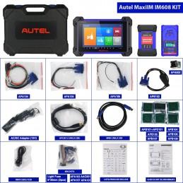 Autel MaxiM IM608 2019