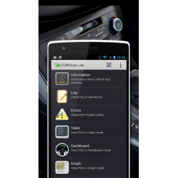 ForScan Wifi Android si IOS