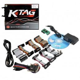 KTAG V7.020 Firmware Master V2.25