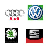 Testere auto VW, Audi, Skoda, Seat